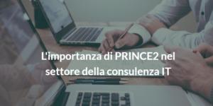 prince2 settore consulenza it