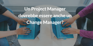 project manager change manager