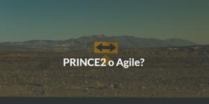 prince2 o agile
