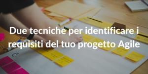 Requisiti progetto Agile