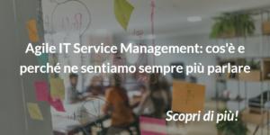 agile it service manangement