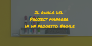 agile project management|project manager agile