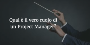 ruolo project manager