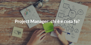 project manager chi è cosa fa