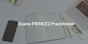 esame prince2 practitioner