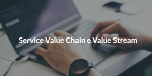 service value chain e value stream_itil 4