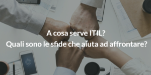 a cosa serve itil