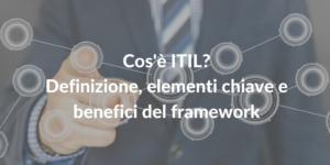 cos'è itil framework