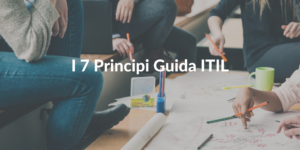 sette principi guida itil