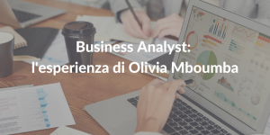 business analyst intervista olivia mboumba