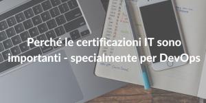 certificazioni IT_devops