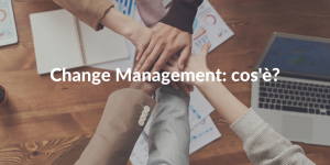 change management cos'è