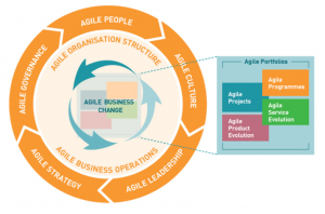 Framework Agile Business