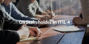Gli Stakeholder in ITIL 4