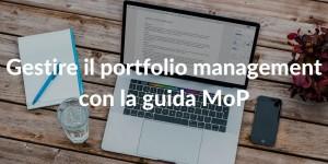 Guida MoP gestire il portfolio management